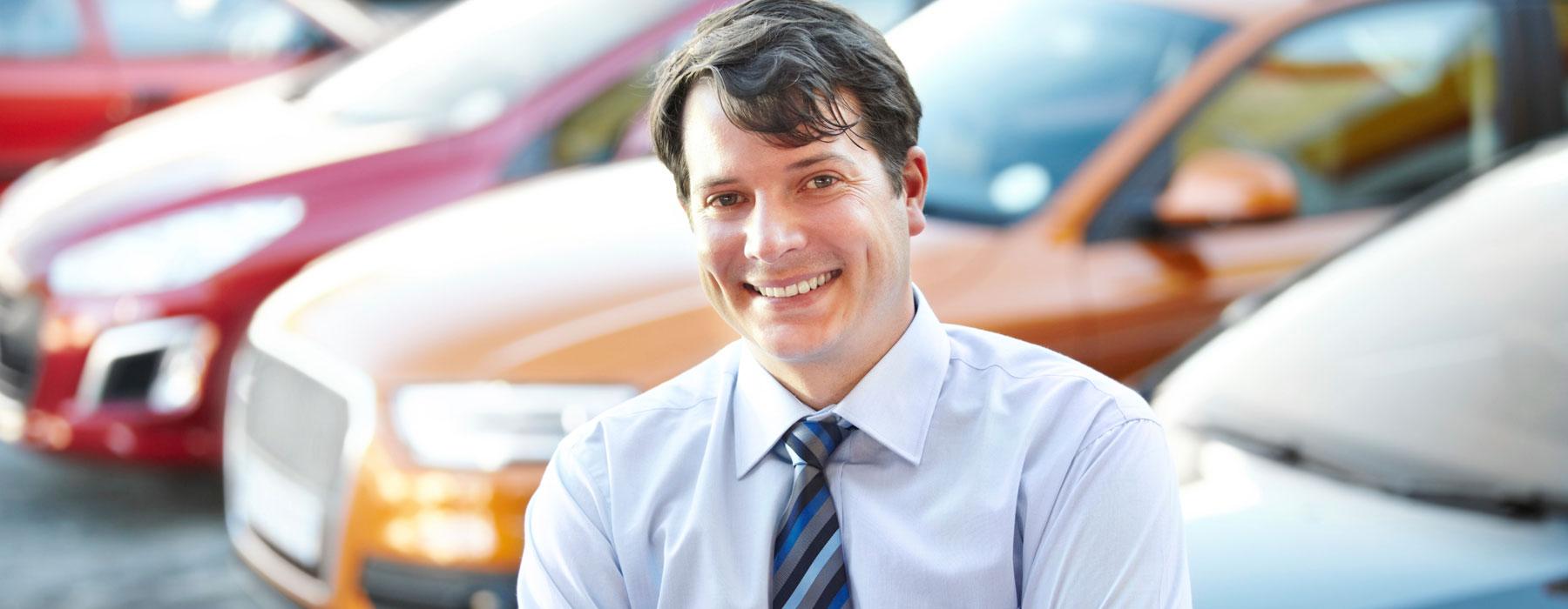 Försäkring direkt vagnpark försäkring, man framför många bilar